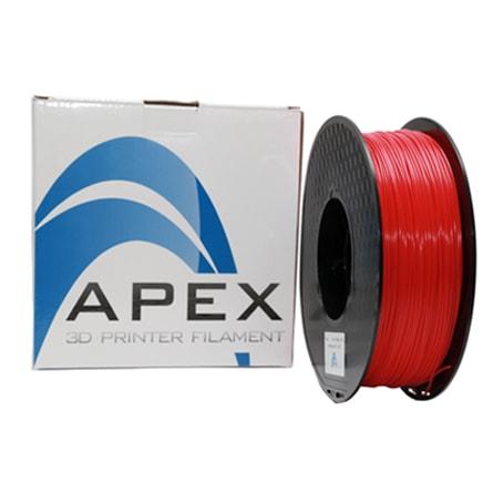 فیلامنت PLA قرمز APEX