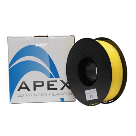 فیلامنت PLA زرد APEX