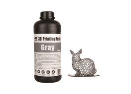 رزین وانهاو خاکستری - WANHAO Grey Resin