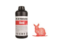 رزین وانهاو قرمز - WANHAO Red Resin