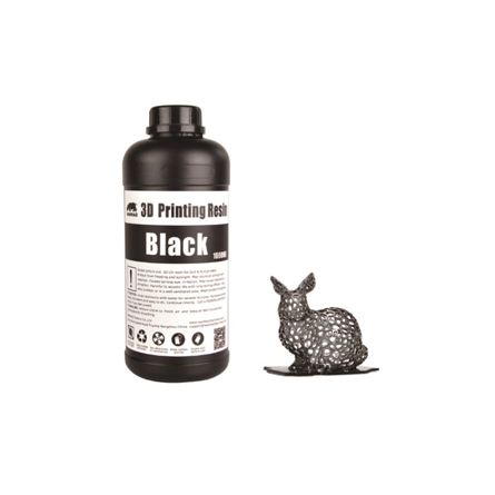 رزین وانهاو مشکی - WANHAO Black Resin