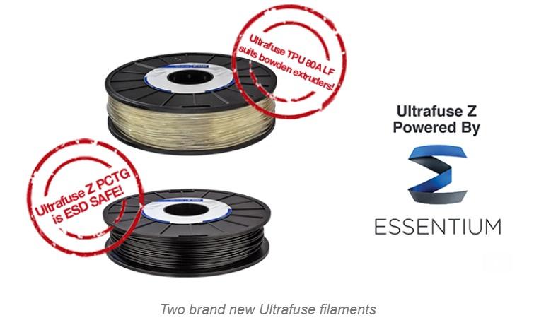 فیلامنت مقاوم در برابر تخلیه الکترواستاتیکی