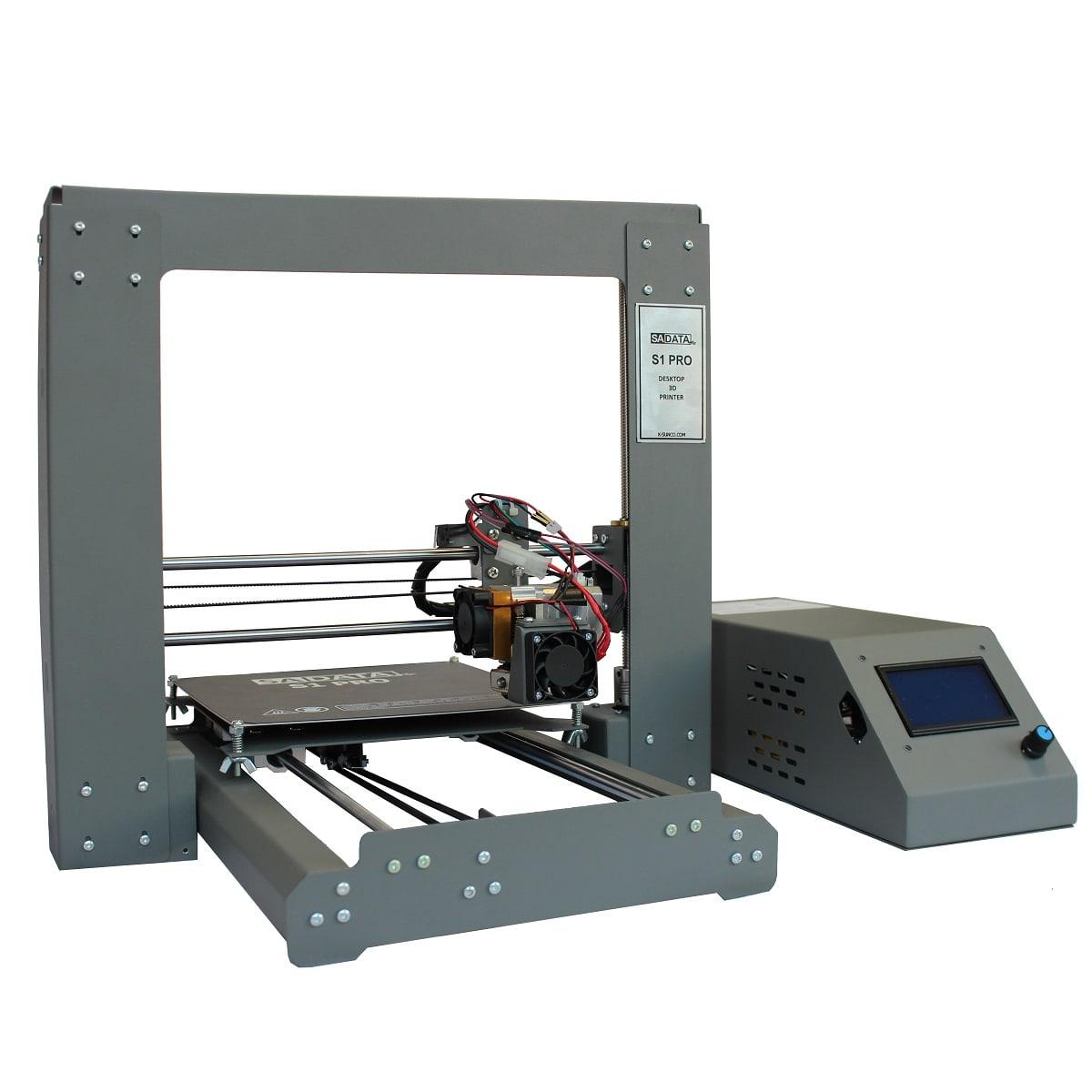 پرینتر سه بعدی SADATA مدل S1 PRO نمای 3
