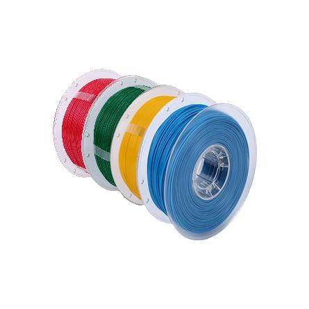 پکیج فیلامنت pla آبی-زرد-سبز-قرمز