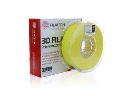 فیلامنت PLA زرد روشن برند فیلاتک