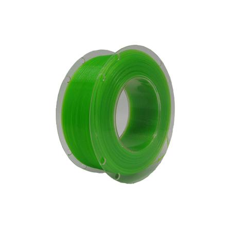 فیلامنت PLA پارت ایکس سبز شفاف 1.75