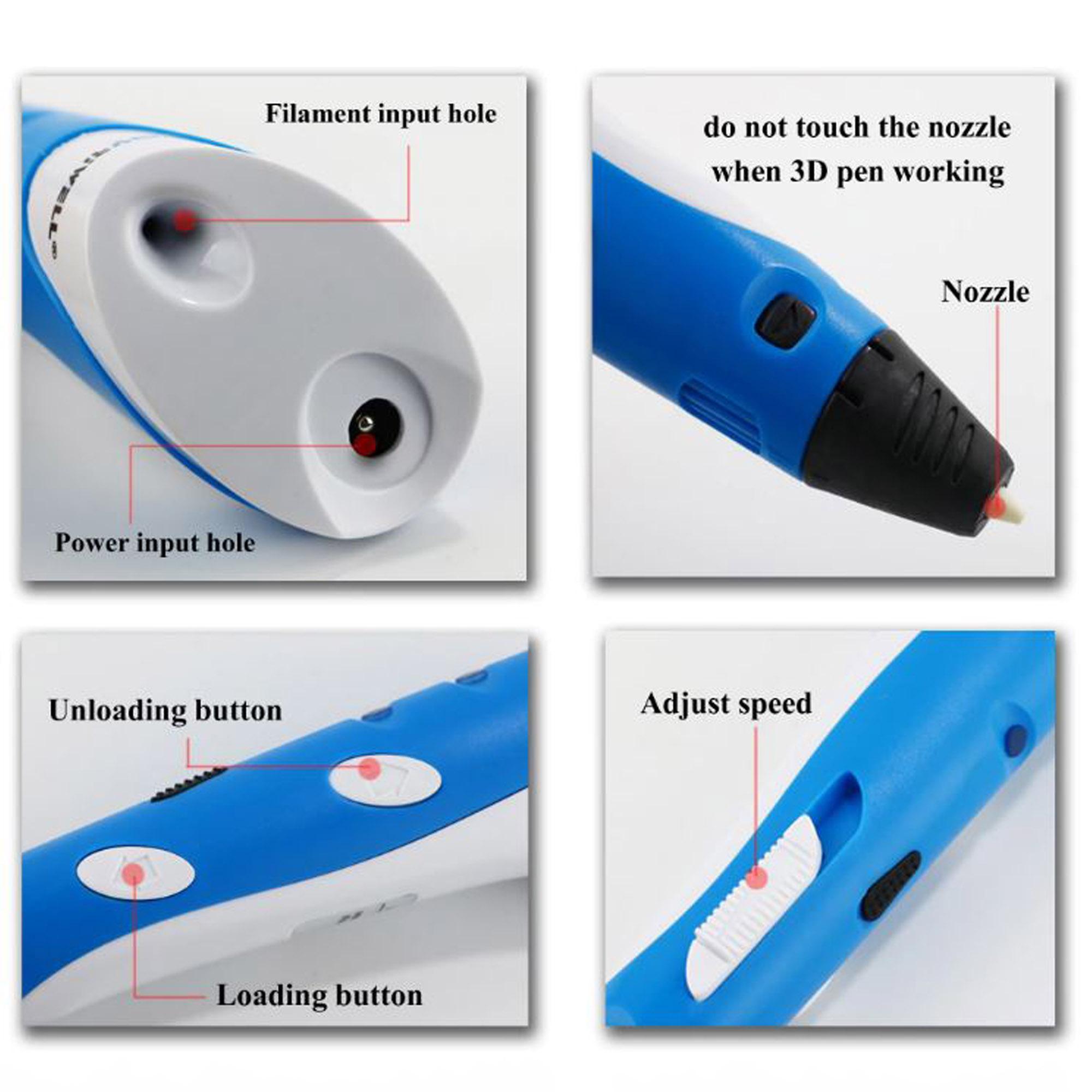 قلم سه بعدی مای ریول2