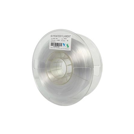 فیلامنت ABS 1.75 یوسو شفاف طبیعی