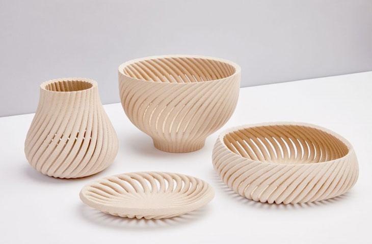 متریال چوب در صنعت چاپ سه بعدی - مستر فیلامنت - 1